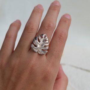 monstera-ring