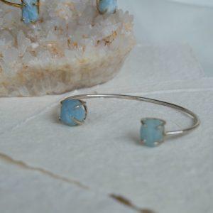 raw-aquamarine-twin-bangle